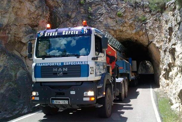 servicio transportes especiales