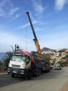 transporte mercancias valencia